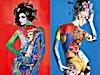 corpi, dipinti, disegni, arte