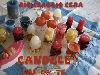 candele, riciclo, arte, colori, fiamma, stoppino, imaprare, romantico, saper fare