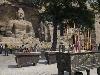 tempio, sensazionale, arte, monumenti, cina, china, oriente