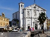 palmanova, udine, friuli venezia giulia, immagini, chiesa