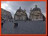 romani arte piazze chiese vaticano eterna