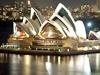 australia, notte, modernità, nuovo mondo, oceani, oceania